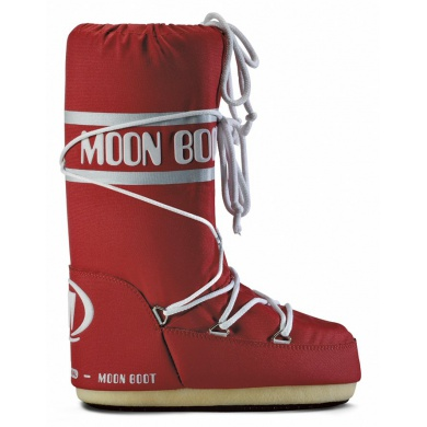 MoonBoot Nylon rot (35-38)