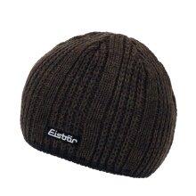 Eisbär Mütze (Beanie) Rene XL schwarz/trüffel Herren