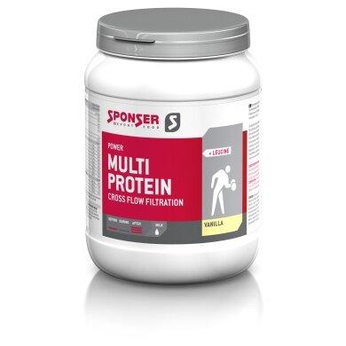 Sponser Power Multi Protein CFF Erdbeere 425g Dose