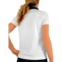Lotto Polo Flo weiss/deepnavy Damen