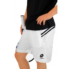 Lotto Short Trainer weiss/navy Herren