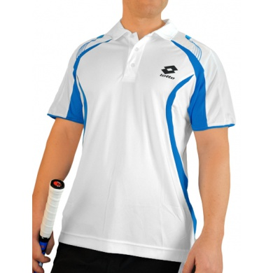 Lotto Polo Hawk Tech weiss Herren