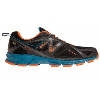 New Balance MT610 V3 GTX schwarz/blau Laufschuhe Herren (Größe 44)