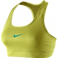 Nike Bra Pro venom grün Damen (Größe L)