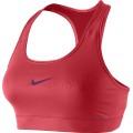 Nike Bra Pro crimson Damen
