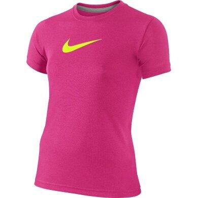 Nike Shirt Legend Power Graphic rose Girls
