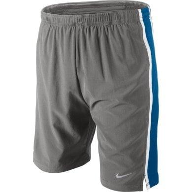 Nike Short Tempo Woven 7 inch grau/blau Boys