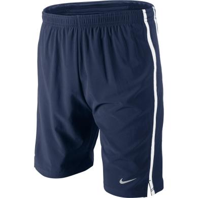 Nike Tennishose Short Tempo Woven 7in kurz darknavy Jungen
