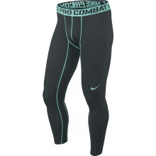 Nike Tight Pro Combat Compression 2.0 anthrazit/mint Herren (Größe XL)