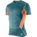 Nike Shirt Pro Combat Hypercool 2.0 petrol Herren