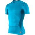Nike Shirt Pro Combat Hypercool 2.0 hellblau Herren
