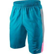 Nike Short Phenom türkis Herren