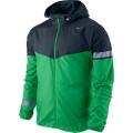 Nike Jacke Vapor dunkelblau/grün Herren