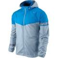 Nike Jacke Vapor blau/silbergrau Herren (Größe XL)