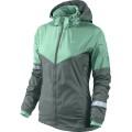 Nike Jacke Vapor arcticgrün/grau Damen