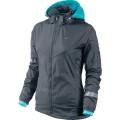 Nike Jacke Vapor grau Damen (Größe L)