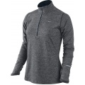 Nike Longsleeve Element Half-Zip grau 063 Damen