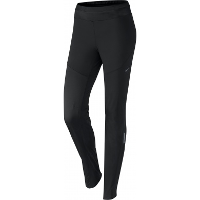 Nike Pant Element Shield schwarz Damen