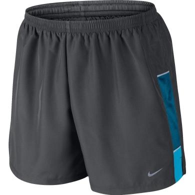 Nike Short 5 Woven Reflective grau Herren (Größe S+XL)