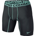 Nike Boxer Short Pro Combat Compression 2.0 anthrazit/mint (Größe L)