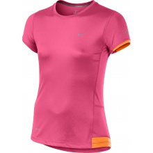 Nike Shirt Miler pink Girls