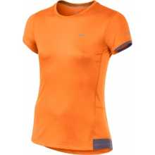 Nike Shirt Miler orange Girls