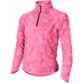 Nike Half Zip Shirt Element Jacquard Girls (Größe 164)