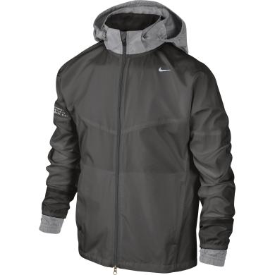 Nike Jacke Vapor grau Kinder (Größe 140)