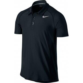 Nike Polo Advantage UV schwarz Herren (Größe S)