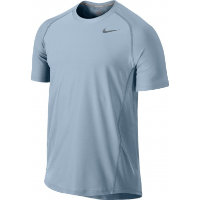 Nike Tshirt Advantage UV arcticblau Herren (Größe XXL)