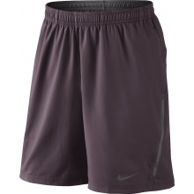 "Nike Short Woven Power 9"" rostbraun Herren"