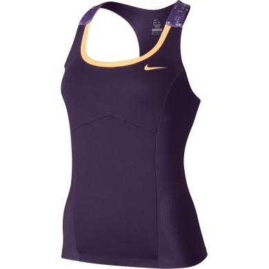 Nike Tank Printed Knit violett Damen