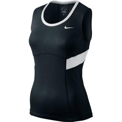 Nike Tank Power schwarz Damen