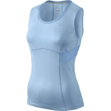 Nike Tank Power hellblau Damen