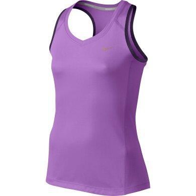 Nike Tank Miler violett Girls