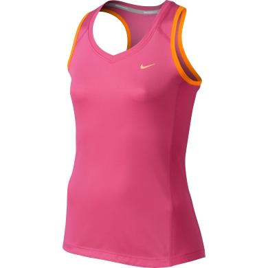 Nike Tank Miler rosa Girls