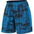 Nike Short 7 Phenom 2-IN-1 blau Herren (Größe L)