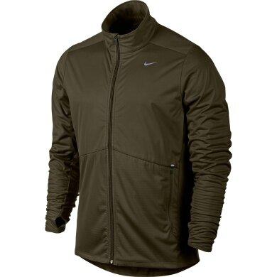 Nike Jacke Element Shield braun Herren