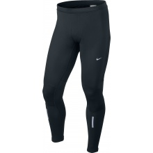 Nike Tight Element Shield schwarz Herren