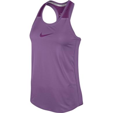 Nike Tank Racing violett Damen