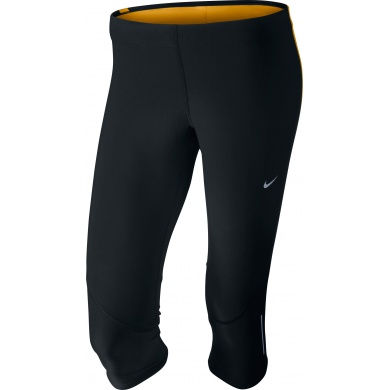 Nike Tight 3/4 Tech 2014 schwarz/orange 012 Damen