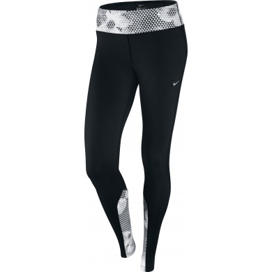 Nike Tight Epic Run Printed Damen (Größe L+XL)