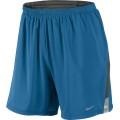 """Nike Short 7"""" Distance blau Herren"""