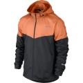 Nike Jacke Vapor New orange/anthrazit Herren (Größe XL)