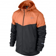 Nike Jacke Vapor New orange/anthrazit Herren (Größe XL)