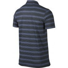 Nike Polo Rally Sphere Stripe iron purple 2014 Herren