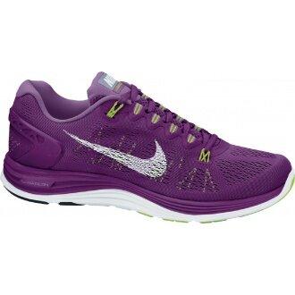 Nike Lunarglide 5 violett Laufschuhe Damen (Größe 42,5)