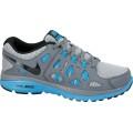 Nike Dual Fusion 2 grau/blau Laufschuhe Kinder (Größe 35,5)