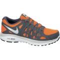 Nike Dual Fusion 2 grau/orange Laufschuhe Kinder (Größe 36,5)