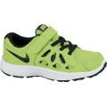 Nike Fusion Run 2 Klett gelb Laufschuhe Kinder (Größe 33+33,5)